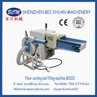 latex foam machine cushion filling machine