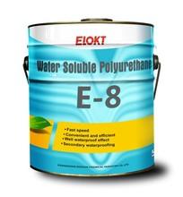 E-8 Water Soluble green Polyurethane coating