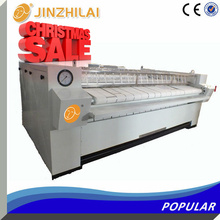 commercial sheet ironing machine for restaurant and hotel