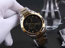 come and go calendar of day and 24 hours small hand multifunthional men new quartz watch made of stainless steel case and bands