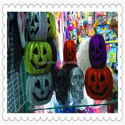 2015 high quality customized halloween pumpkin lanterns wholesale