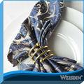 100 % poliéster 45*45cm 50*50cm bordados de servilletas