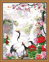 40*50cm paints Menglei paintings by numbers