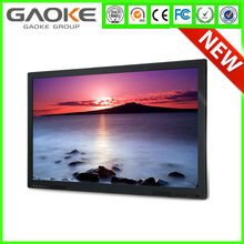Large Size Touch TV LED Screen multi touch All In One LCD IR Touch Screen Monitor 4K resolution 10 points touching pc