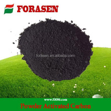 coal based activated carbon powder for waste water treatment