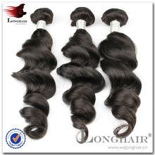 Longhair wholesale virgin remy hair, unprocessed remy hair extensions
