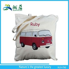 Most popular recycled cotton tote bag shopping wholesale