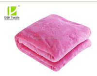 Winter Home Flannel Blankets Made in China