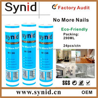 hot sellinf nail free glue/ liquid nail adhesive