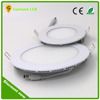 Factory price Ultra thin 9w round led panel light with CE ROHS certification