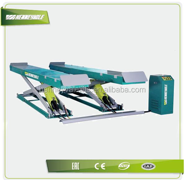 Hydraulic Lift Functions : Hydraulic car lift scissor wheel alignment