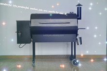Lowest price high quality outdoor/indoor wood pellet bbq grills.