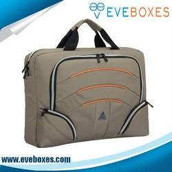 Adjustable shoulder ladies laptop bag messenger/computer bag