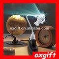 oxgift powered usb led de luz astro spaceman led lámpara de noche