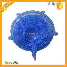 Best Price High Resilience Custom Silicone Lids Silicone Stretch Lids