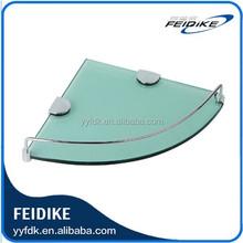 Feidike 55-3 shower corner glass shelf