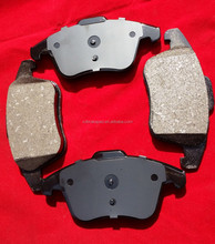 hot sale semi-metallic Disc Disc brake pad D1375 for AUDI/SEAT/SKODA/VOLKSWAGEN