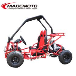 high quality shaft drive 110cc off road 4x2 cheap go kart frames