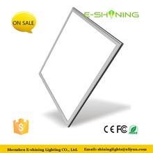 High brightness shenzhen ultra thin led panel light 48w 60x60 cm for inner house