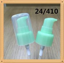 plastic cream pump dispenser for bottle