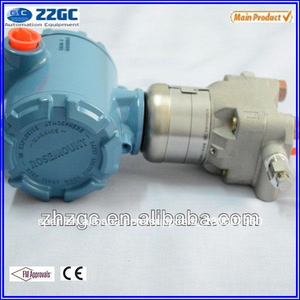 de alta precisión de rosemount 3051s smart transmisor de presión