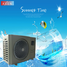 Air source heat pumps for swimming pools
