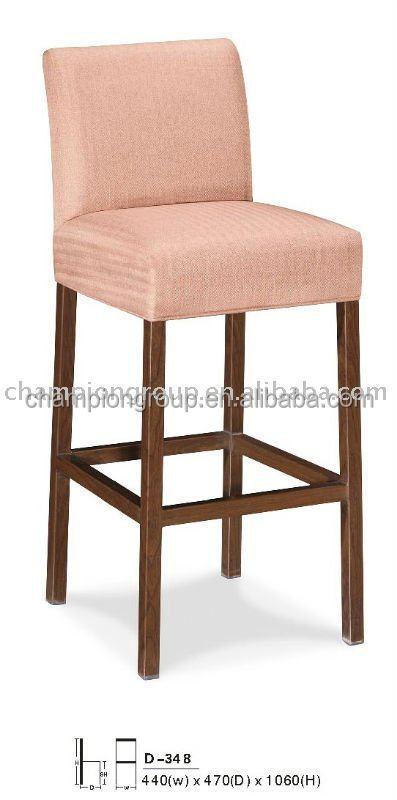Fabric Bar Stool Chair Wood Grain High Back Bar Chairs Mx 0618 Buy Fabric B