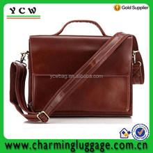 Classical messenger bag,crossbody bag,laptop bag leather