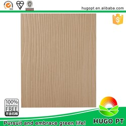 Decorative Wood Grain Texture Smart Board Cement House Siding