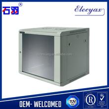 6U server rack enclosure/SPCC cold-rolled wall mount enclosure/IT network cabinet WCB06-645