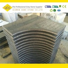 Bullnose edging Granite G654 Swimming pool coping stones