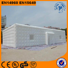 Giant Commercial White Inflatable Cube Tent for Trade Show