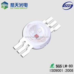 First Choice for Stage Light 40-50LM 3W High Power Red blue green RGB LED