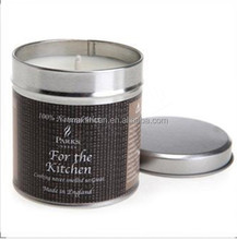 candle box tin cans for wax metal packaging box for candle and wax new design