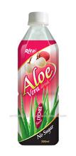 Lychee Flavor Aloe Vera Juice Wihout Sugar