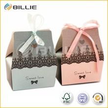Cute Pink Paper Bag