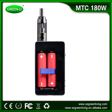 2015 top ten selling product GREEN LI e cigarette vaporizer new e cig with voriable colors from china supplier