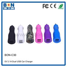 Professional Manufacturer 5v 3a Car USB Charger Adapter