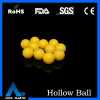 10mm hollow plastic ball