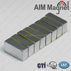 Cheap Block Neodymium Motor Magnet/ndfeb Magnet