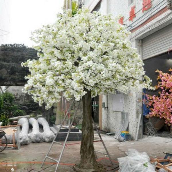 Venta al por mayor de china artificial flor de cerezo de for Arbol artificial decoracion