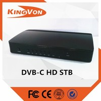 digital catv cable box decoder with free sample to test stb