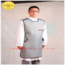 Skirt type ultra soft X-ray protection