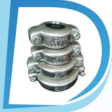 "Cheap price 1.5"" DN40 48.3mm plastic quick release coupling for grooved pipe with biggest manufacturer"
