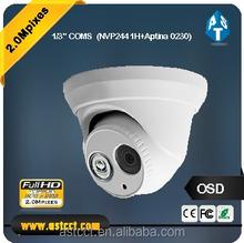 AHD Full HD 1080P Color IR Dome CCTV Camera AHD IR Dome Camera