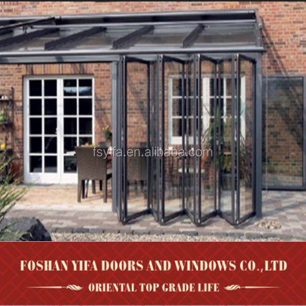 2015 vendita calda porta a soffietto bi porta a soffietto for Finestre doppio vetro prezzi