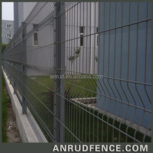 China Top Sale Cheap Metal Iron Cheap Mesh Security Fence Panels