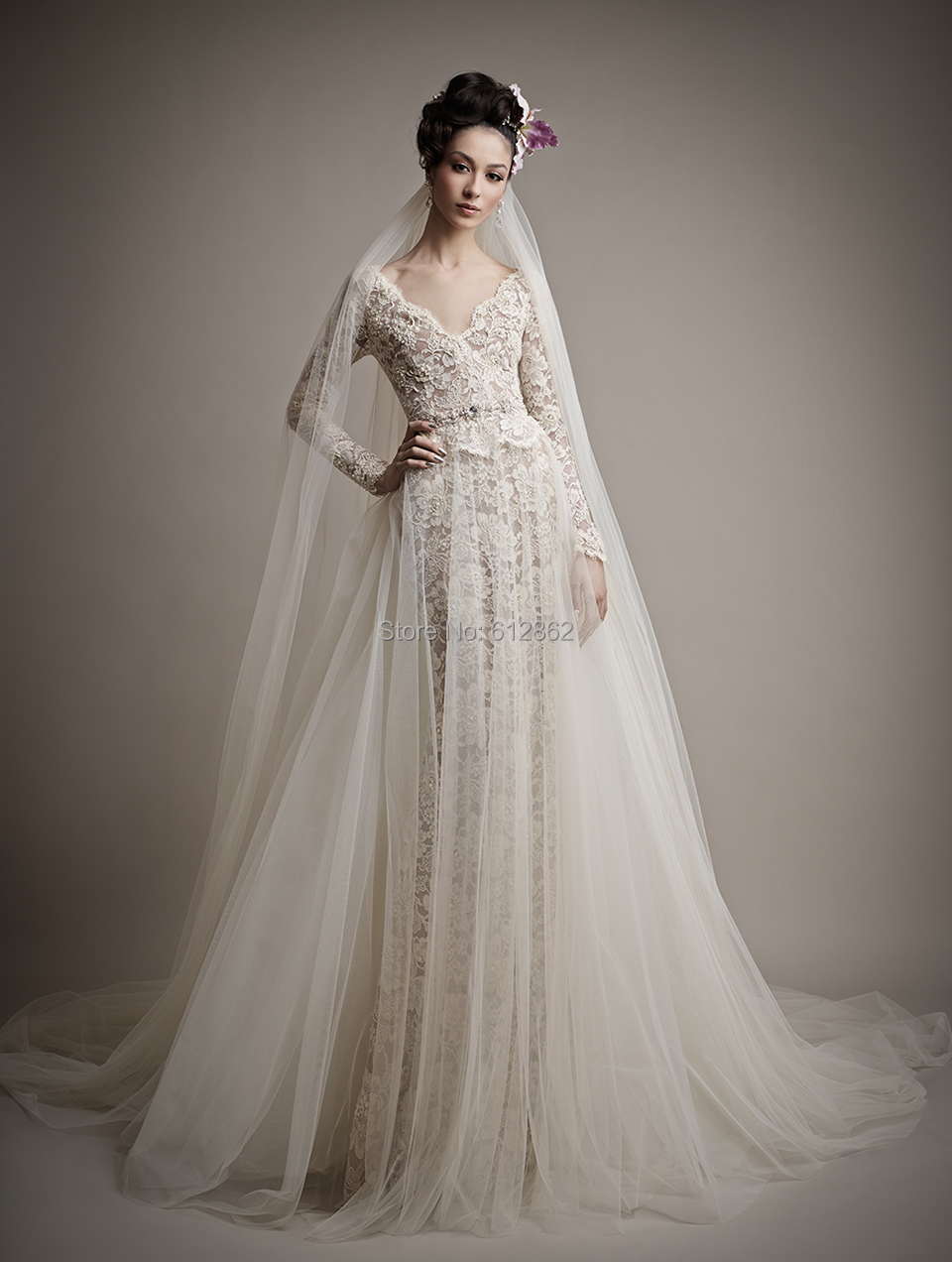 Vestidos de boda Lazaro — Cuadros