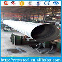 erw carbon steel pipe civil construction 100mm diameter steel with low price
