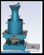 Vebe Consistometer with Slump cone